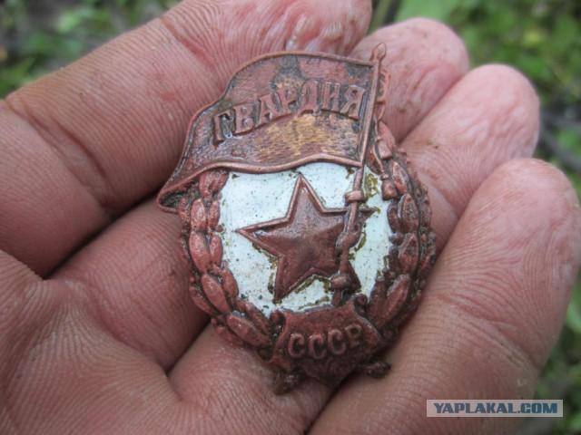 Как мы с отцом нашли бойцов Красной Армии