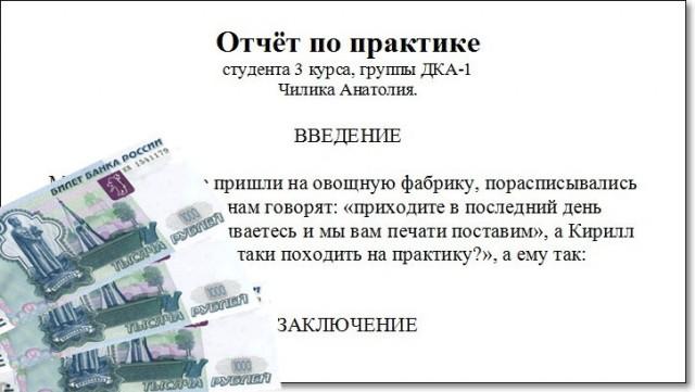 Отчет по преддипломной практике менеджера в архитект мастерской