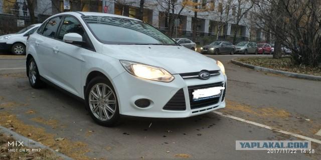 Продажа Ford Focus III в Москве
