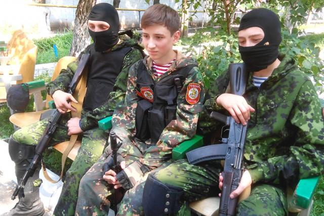15-летний дончанин стал самым юным бойцом