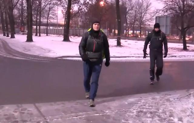 Петербургский путешественник обошёл Землю за два года и вернулся домой