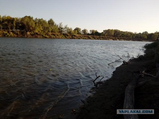 Рыбалка на реке Хопер. Сентябрь 2017