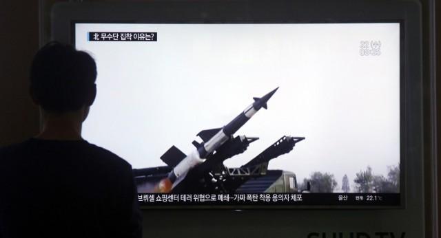 Два высокопоставленных чиновника в КНДР были публично расстреляны из зенитного орудия