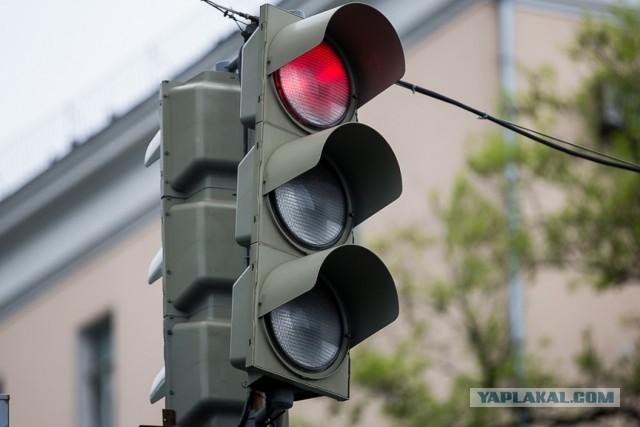Реставрация светофора