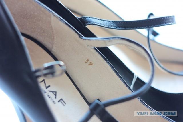 продаются женские туфли nafnaf