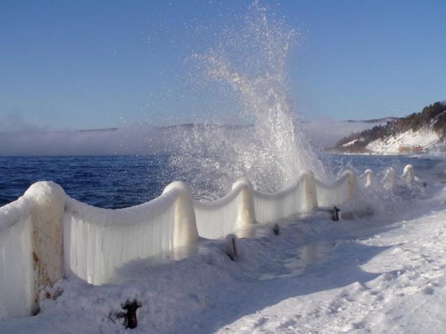 На Байкал - в январе!