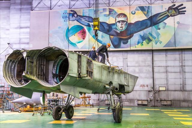 Модернизация МиГ-31 в Нижнем Новгороде