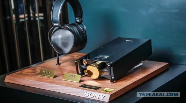 Плеер от Sony DMP-Z1 - это гаджет для аудиофилов за 500 000 рублей