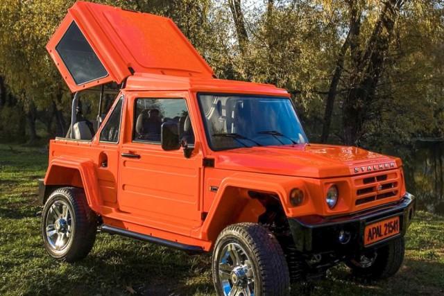 В Тольятти будут выпускать новый внедорожник на базе Lada 4x4