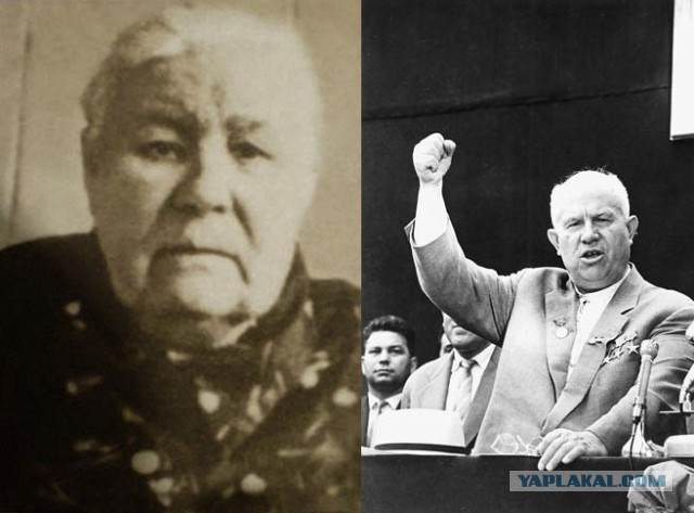 Матери Ленина, Сталина, Путина