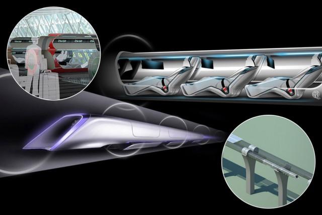 Илон Маск начнет испытания трека для сверхзвуковых перевозок в 2016 году