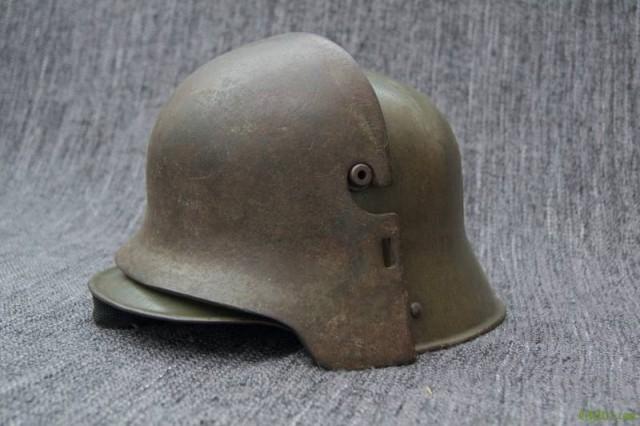 Исторический детектив. Германские каски: шеи целы, мозги сломаны