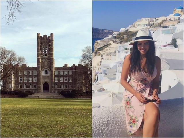 Студентка журфака погибла, упав с 12-метровой башни, где делала памятное селфи