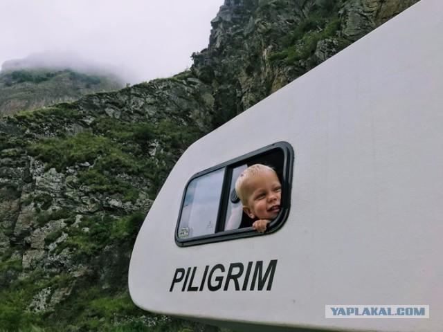 """Кемпер """"Пилигрим"""". Итоги поездки по Грузии."""