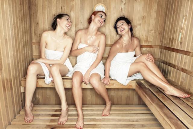 банные фото взрослых женщин