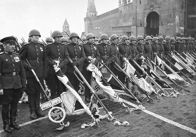 Признать победу над нацизмом в Великой Отечественной Войне всемирным наследием человечества