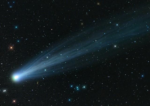 Кометы. Айсберги солнечной системы