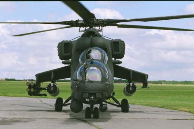 СМИ выяснили личности погибших в Сирии пилотов Ми-35