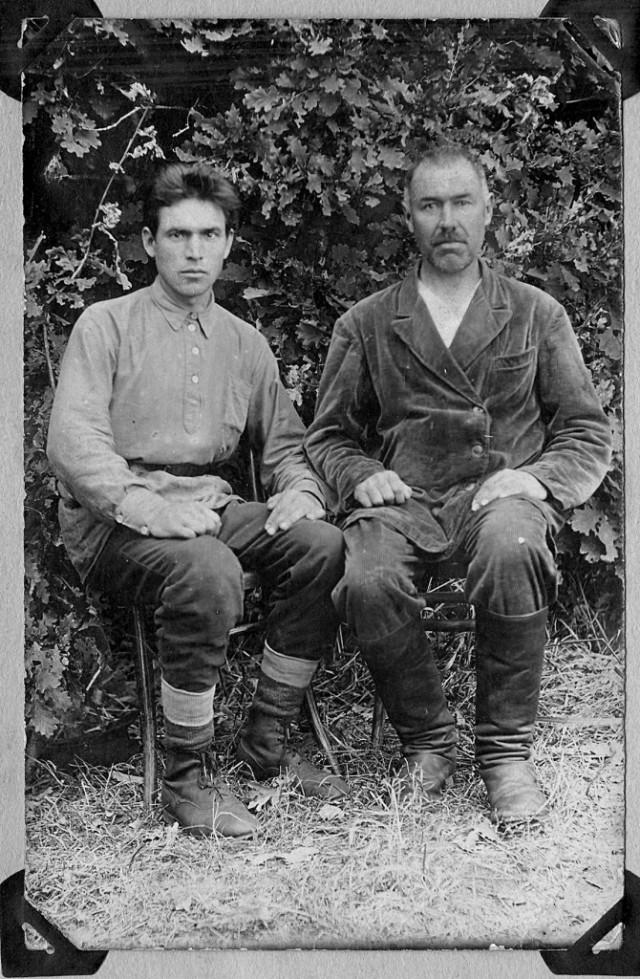 Немного о Великой Отечественной - фото из семейного архива