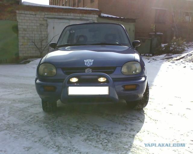 Продается Suzuki X90