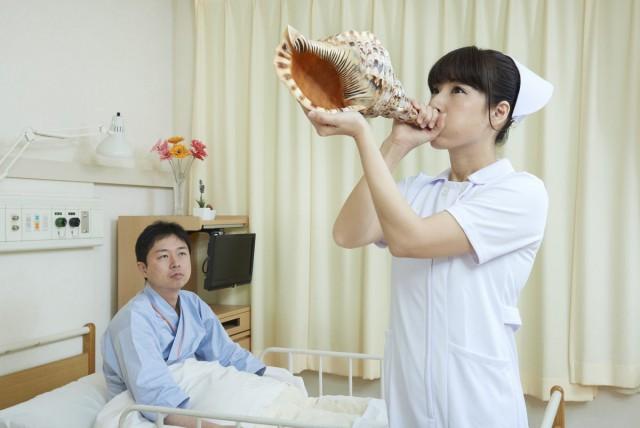 Палата №6 или забавные снимки японской медсестры