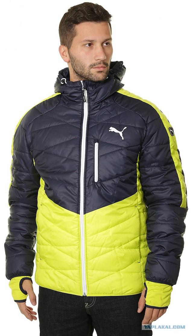 Куртка Puma ,размер ХL