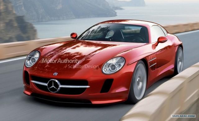 Компания Mercedes-Benz планирует к 2010 году запустить в производство