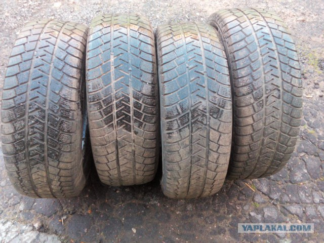 Зимняя резина Michelin Latitude Alpin 235/60/R18