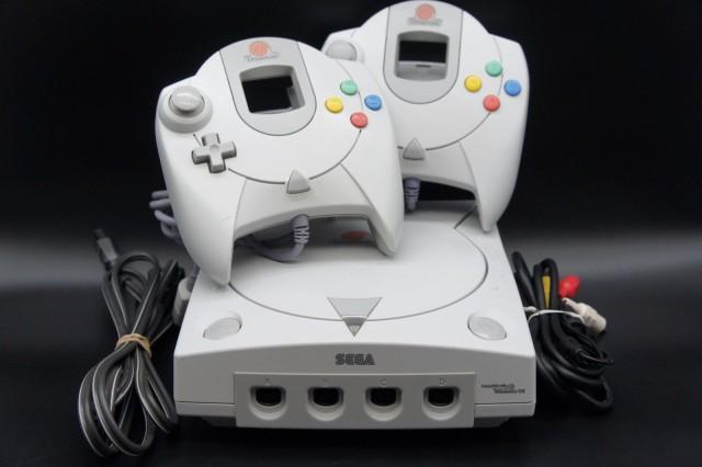 Игры SEGA DreamCast, кто помнит эту консоль?