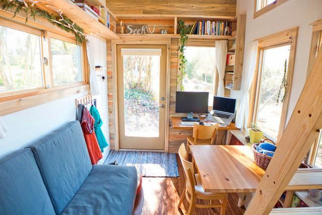 Небольшие, но симпатичные домики