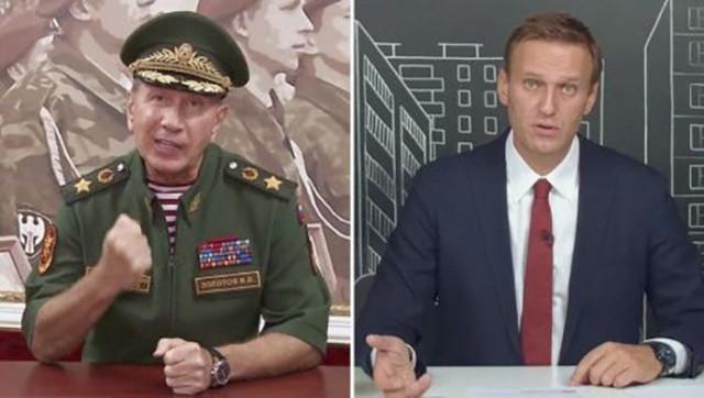 """В Росгвардии обвинили Навального в """"танцах на костях"""""""