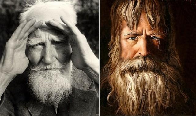 5 причин, почему русский мужик должен быть бородат