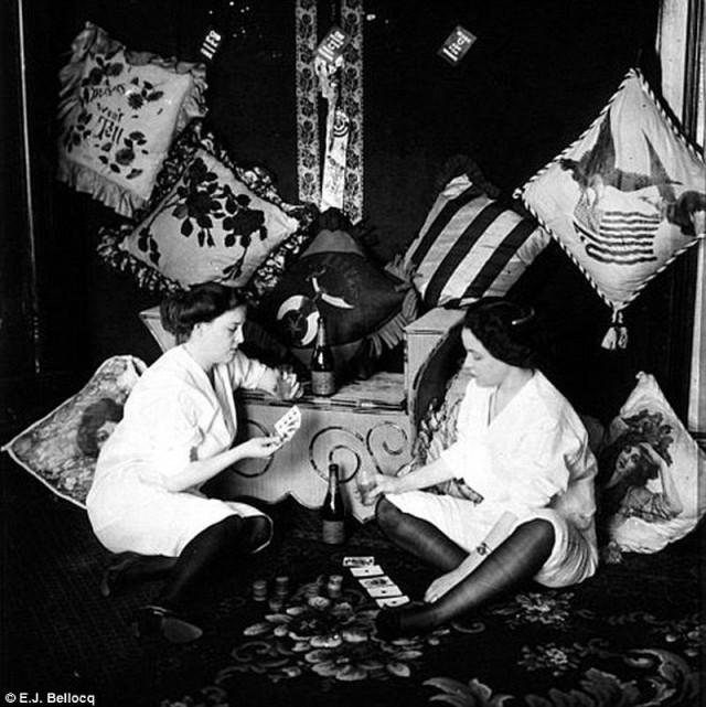проститутки сто лет назад