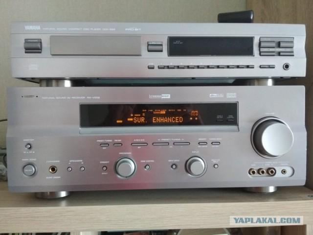 ресивер Yamaha RX-v559