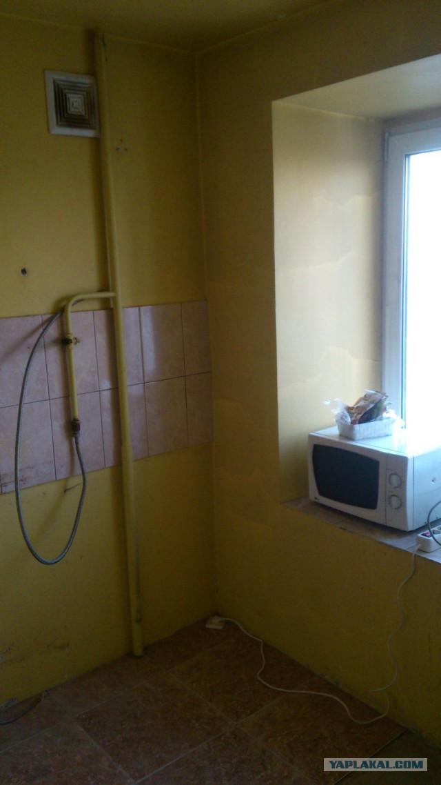 Ремонт кухни (6 м2)