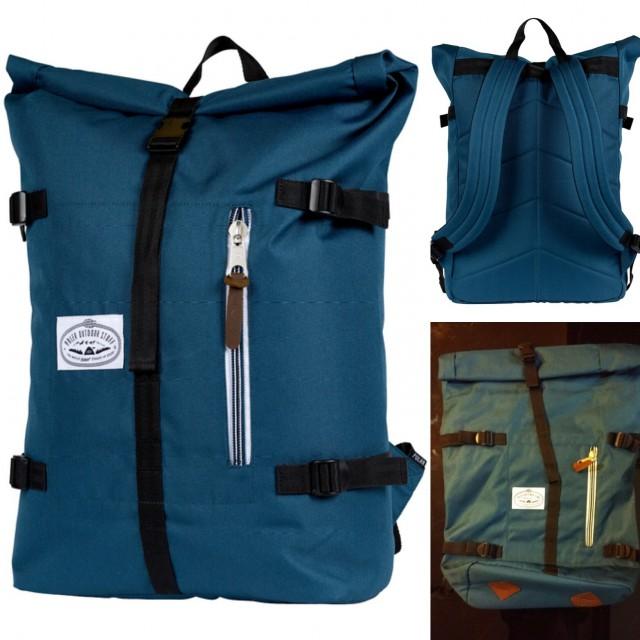 Рюкзак classic roll top. 4500 rub.