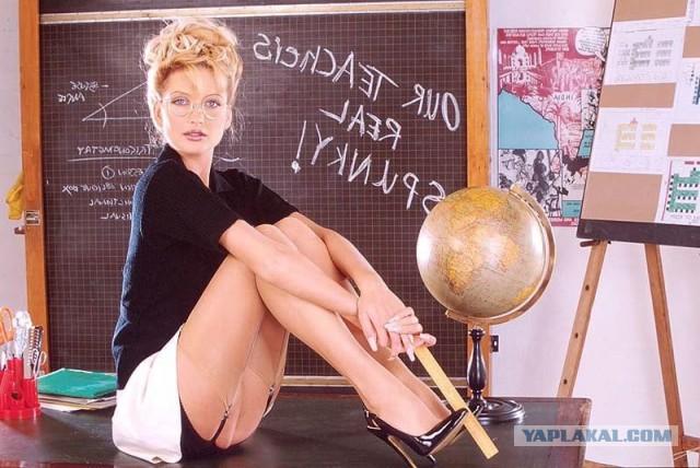 """""""Горячая училка"""" Оксана Невесёлая назвала загадкой свою бешеную популярность"""