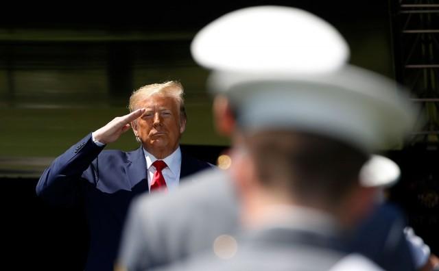 Трамп заявил об отказе США решать чужие конфликты
