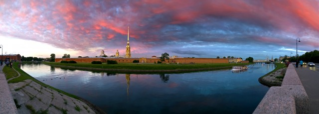 Красивые фото Санкт-Петербурга