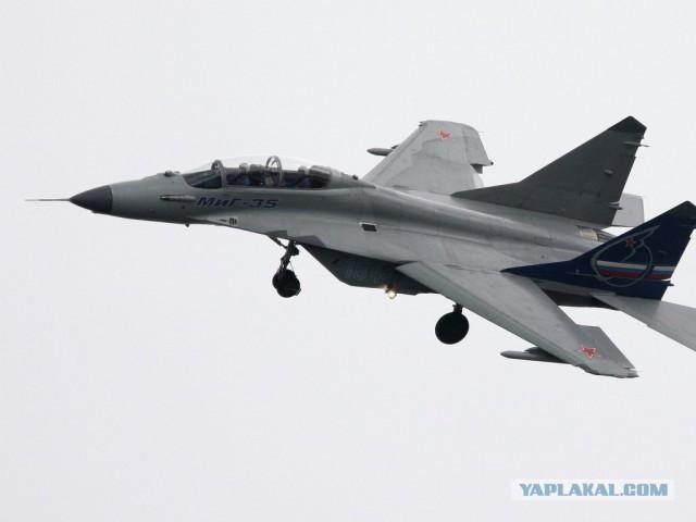 США заявили о перехвате российских истребителей