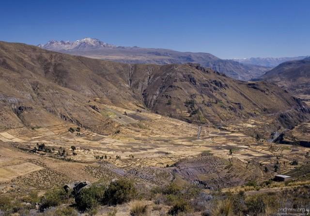 Перу: путешествие в ущелье Colca