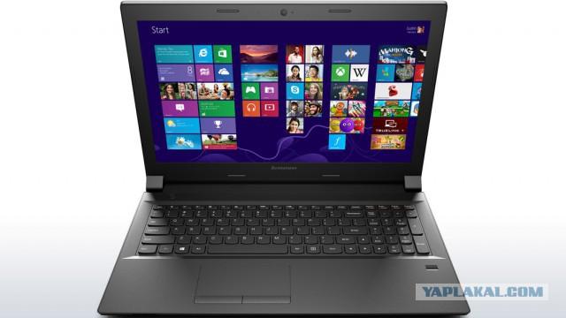 Ноутбук lenovo b50-80 мало б.у. за 10000