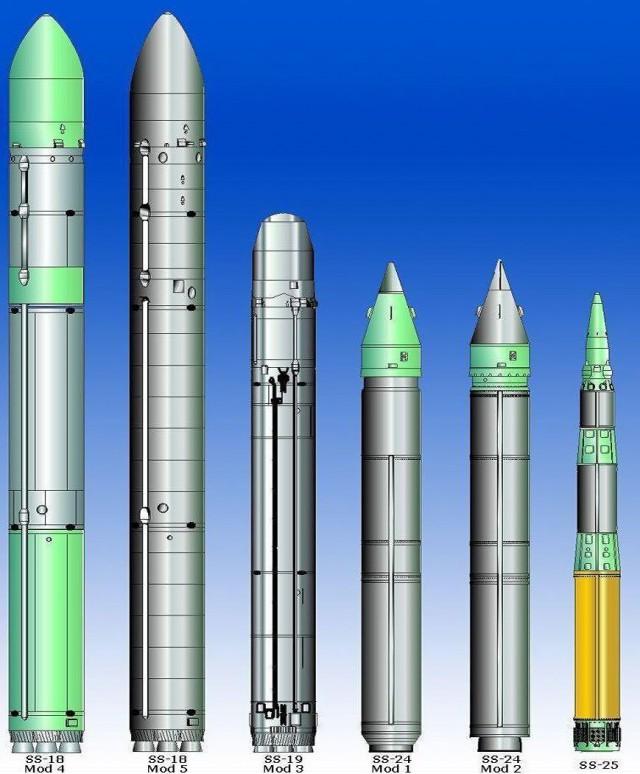Ядерный меч СССР