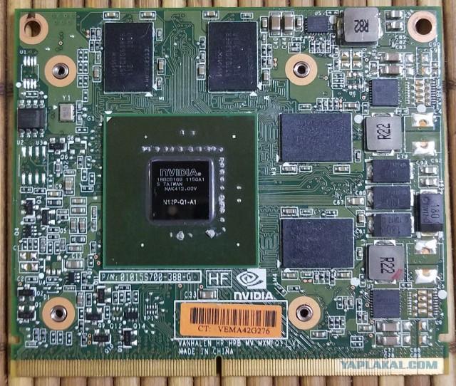 Nvidia quadro 1000m 2gb
