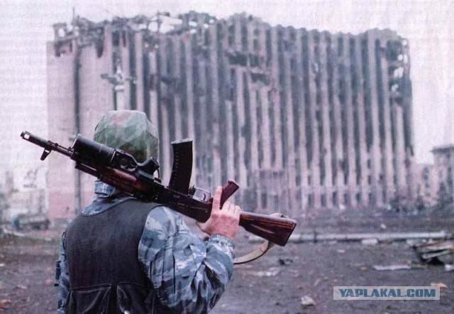 11 декабря - День ввода войск в Чечню