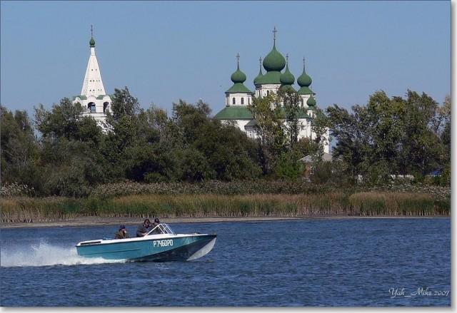 рыбалка в ростовской области старочеркасск