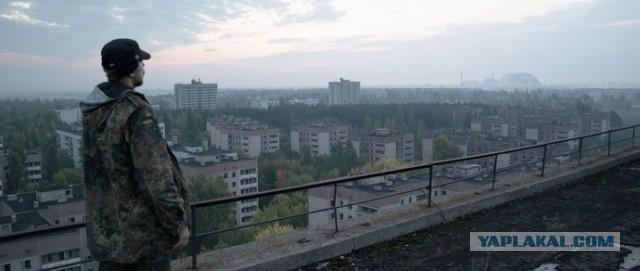 Как IT-шник в чернобыльской зоне побывал