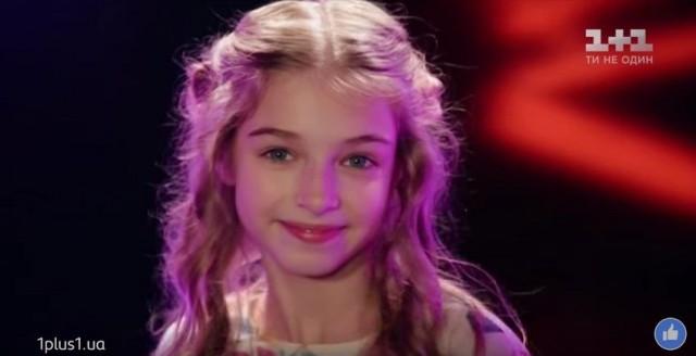 Власти Украины против 12-летней девочки