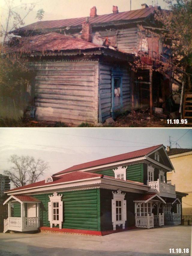 Хабаровск нашёл своего героя: местный супермен-предприниматель жертвует миллионы на спасение старинных домов