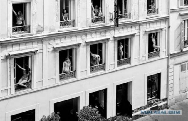 Парижские бордели Прекрасной эпохи, ставшие сегодня отелями